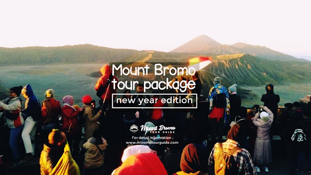 Mount Bromo Tour Package New Year
