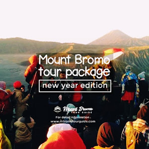 Mount Bromo Tour Package New Year Edition