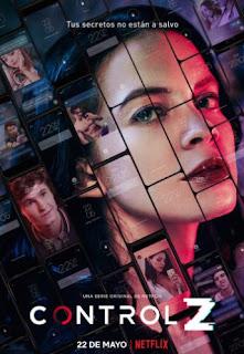 Plakat serialu Control Z Netflix
