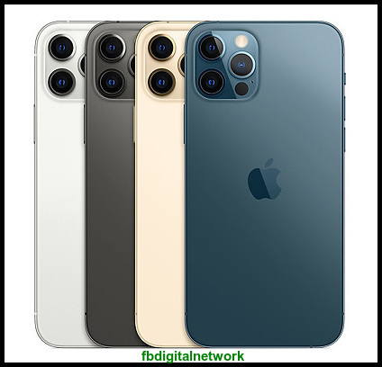 Apple iPhone 12 Pro Max price, features and specifications.