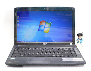Laptop 1 Jutaan Bekas Acer Aspire 4736