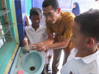 sanitasi sekolah dasar
