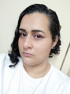 Parei de pintar os cabelos