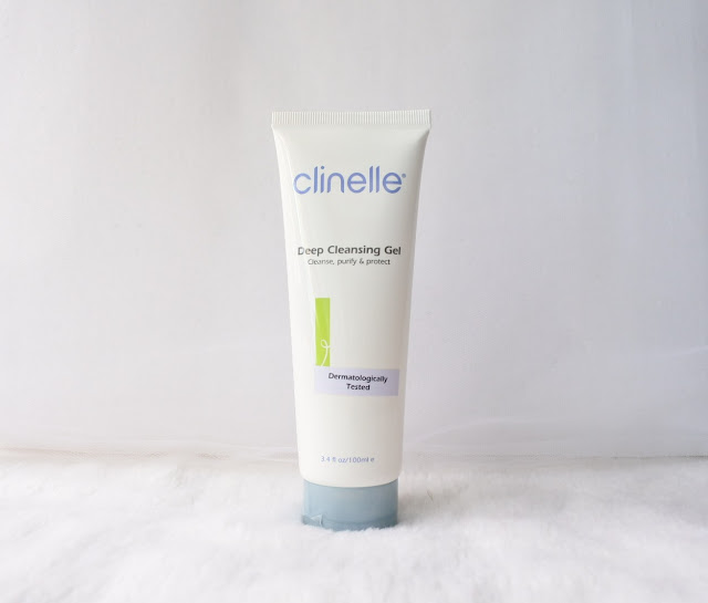 Clinelle Deep Cleansing Gel