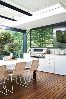 Kitchen Design Ideas For Outdoor Kitchen