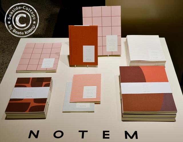 Notem Papeterie Notebook