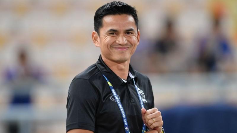 Pelatih timnas Thailand Kiatisuk Senamuang
