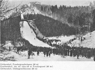 Skocznia Freudengrundschanze pod Kostrzyną