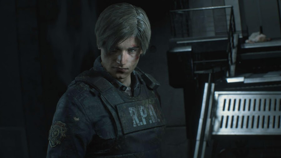 resident evil 2 remake 2019 leon s kennedy capcom pc ps4 xb1