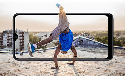 Spesifikasi & Harga Samsung Galaxy A20s - Attailah Petir