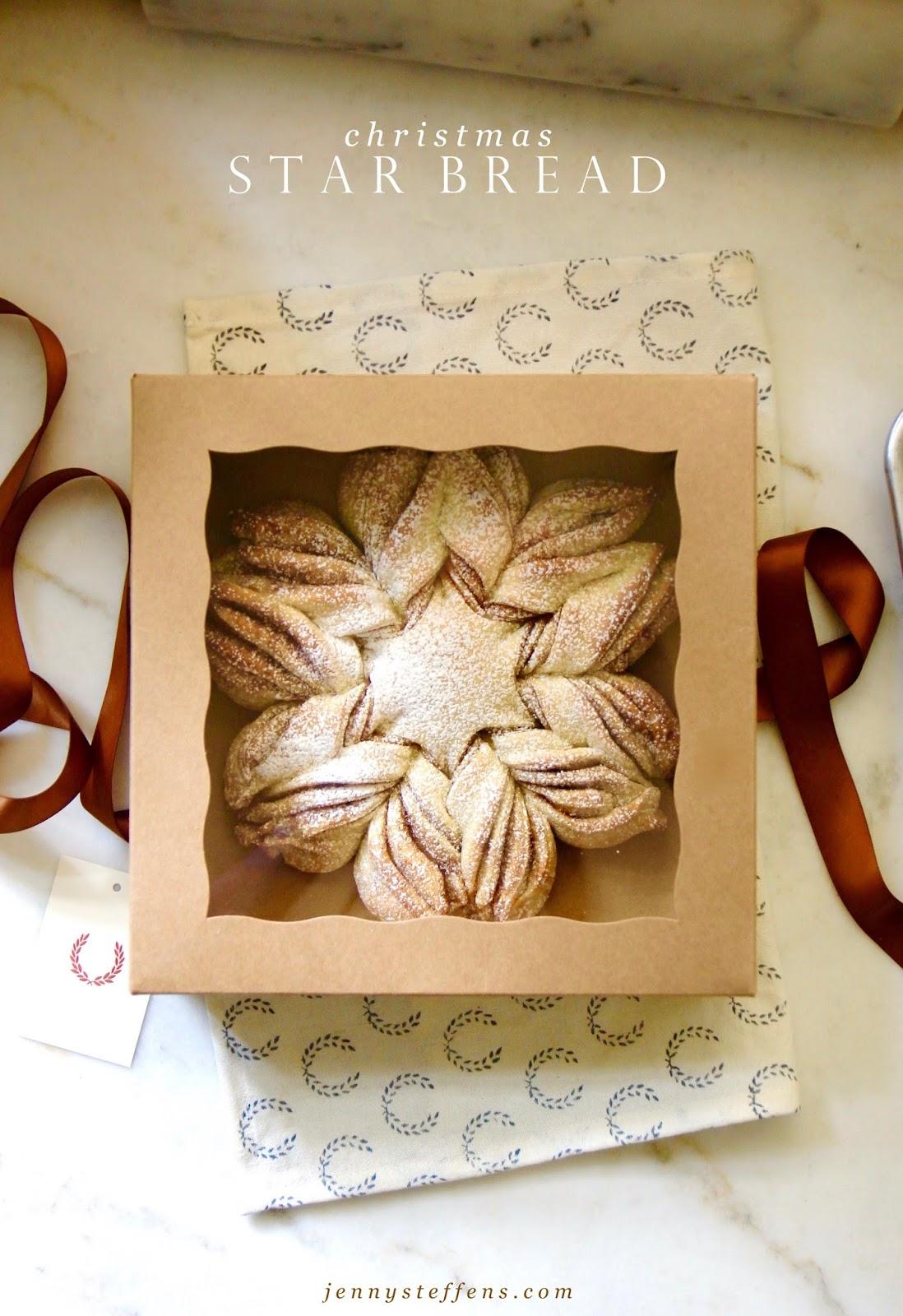 Jenny Steffens Hobick New Holiday Baking Ideas Christmas Star