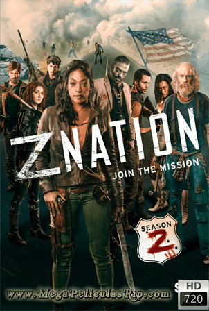 Z Nation Temporada 2 [720p] [Latino-Ingles] [MEGA]