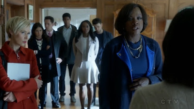 HtGAwM 2x03 It's Called the Octopus Annalise Bonnie Keating Five
