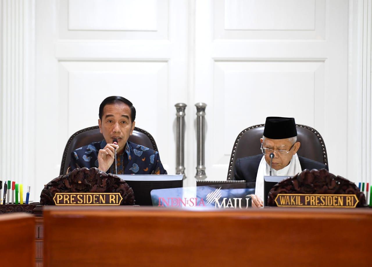 Jokowi: Seolah-olah Pemerintah Menggaji Pengangguran, Itu Keliru