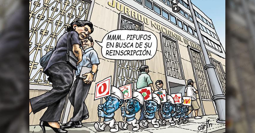 Carlincaturas Sábado 11 Septiembre 2021 - La República