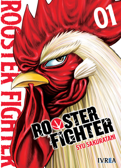 Review de Rooster Fighter, de Shū Sakuratani Ivrea.