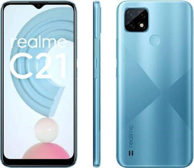 موبايل Realme C21 بسعر 2290 جنيه على جوميا مصر