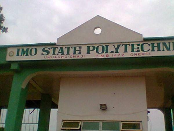 Imo Poly Post-UTME registration, cut-off mark For 2018/2019