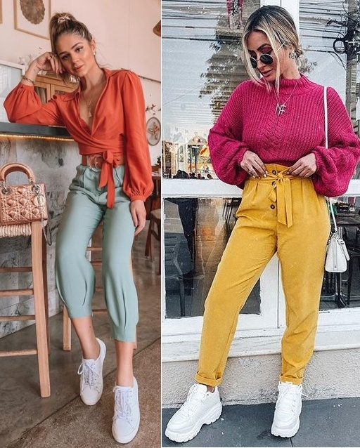 Guia: Como usar Looks Coloridos 2019, Thássia Naves, Micheli Fernandes