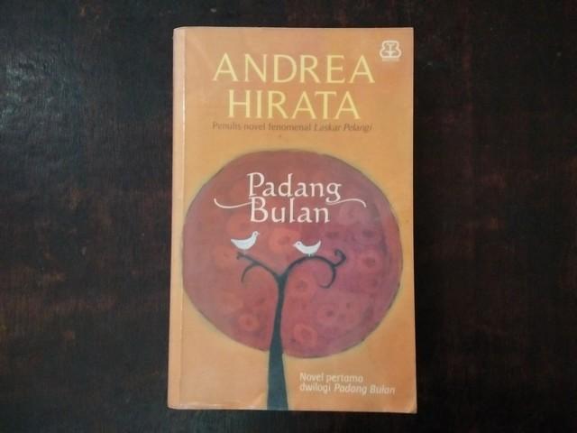 """Resensi Buku """"Padang Bulan & Cinta di Dalam Gelas"""""""