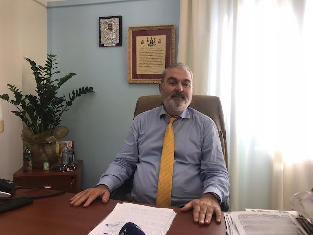 Ο Λεβεντάκης ΚΑΙ αντιδήμαρχος Καθαριότητας στη θέση του παραιτηθέντος Ασημακόπουλου