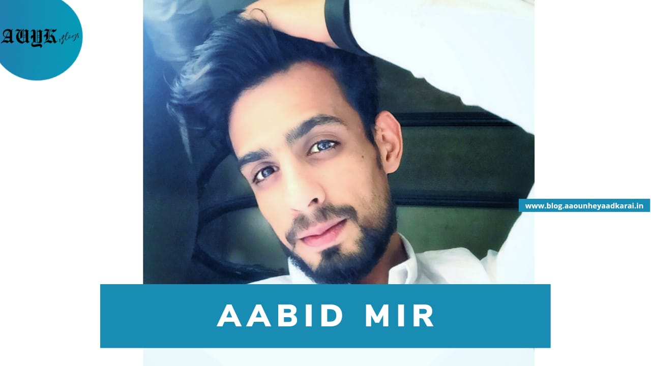 Aabid Mir : Once was a working for MNC now is the CEO and Founder of Energym Unisex Crossfit Gym