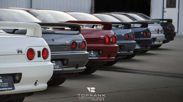 R32 Nissan Skyline GT-R Buyers Guide : 1989 to 1994 - Nissan Skyline