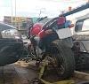 CACHOEIRINHA | Brigada Militar prende dupla e recupera moto roubada