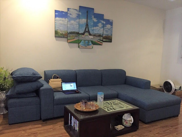 Cozy 2 BR apartment at T8 Times City HaNoi with Lovely view to city