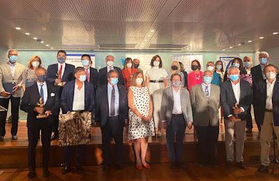 Francisco Mestre recoge premio Turismo con identidad