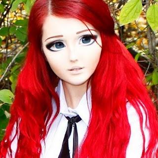 boneca humana: Anastasiya Shpagina