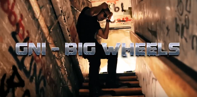 "Grand National Ink new video ""Big Wheels"""