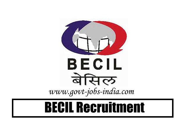 BECIL MTS Recruitment 2020 – 464 Multi Tasking Staff (MTS) Vacancy – Last Date 15 June 2020