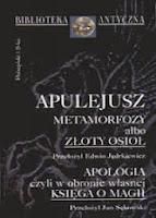 Apulejusz, Metamorfozy, Złoty osioł, Okres ochronny na czarownice, Wrzosowa polana, Carmaniola