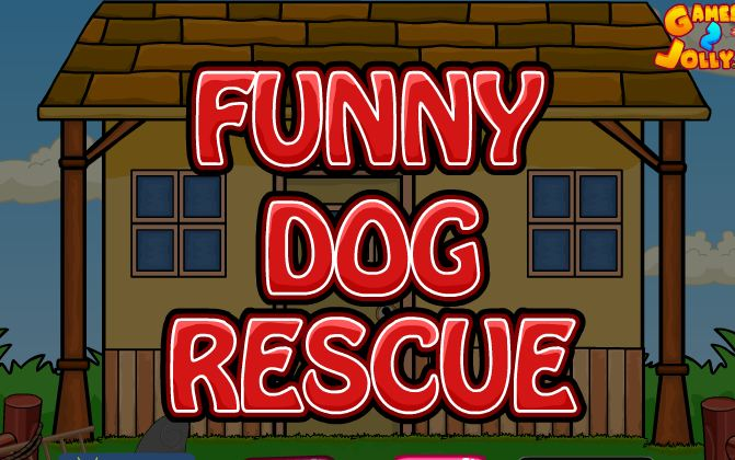 Funny Dog Rescue Walkthro…
