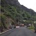 Queda de pedras no Faial após sismo de magnitude 5.3