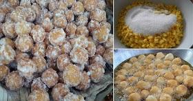 วิธีทำขนมไข่หงส์ สูตรทำง่ายๆจะทำกินก็อร่อย ทำขายสร้างอาชีพเสริมรายได้ดีเลย