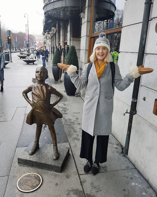 Oslo fearless girl, What I learned on a business trip to Norway, imogen molly blog, www.imogenmolly.co.uk