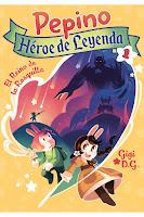 Pepino, Héroe de Leyenda