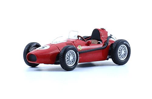 Ferrari 246 F1 1958 Mike Hawthorn f1 the car collection