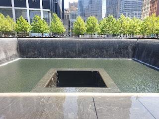 מזרקות הזיכרון באתר 9/11