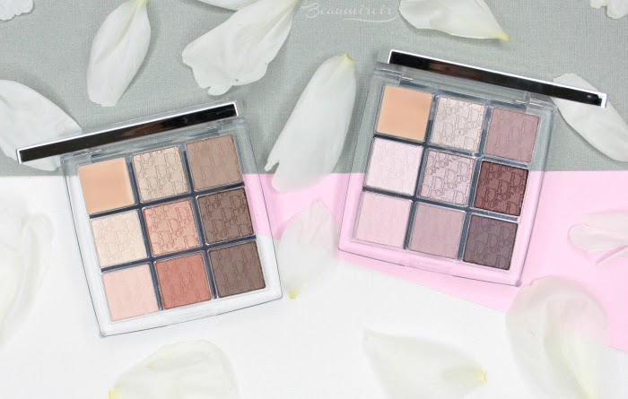 Frenchfriday New Dior Backstage Eye Palettes Cool
