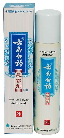 Yossitrixie Yunnan Baiyao Spray