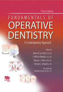 Fundamentals of Operative Dentistry A Contemporary Approach 3rd Edition