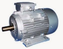 working principle of electrical dc motor