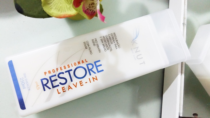 Leave-in Knut Restore