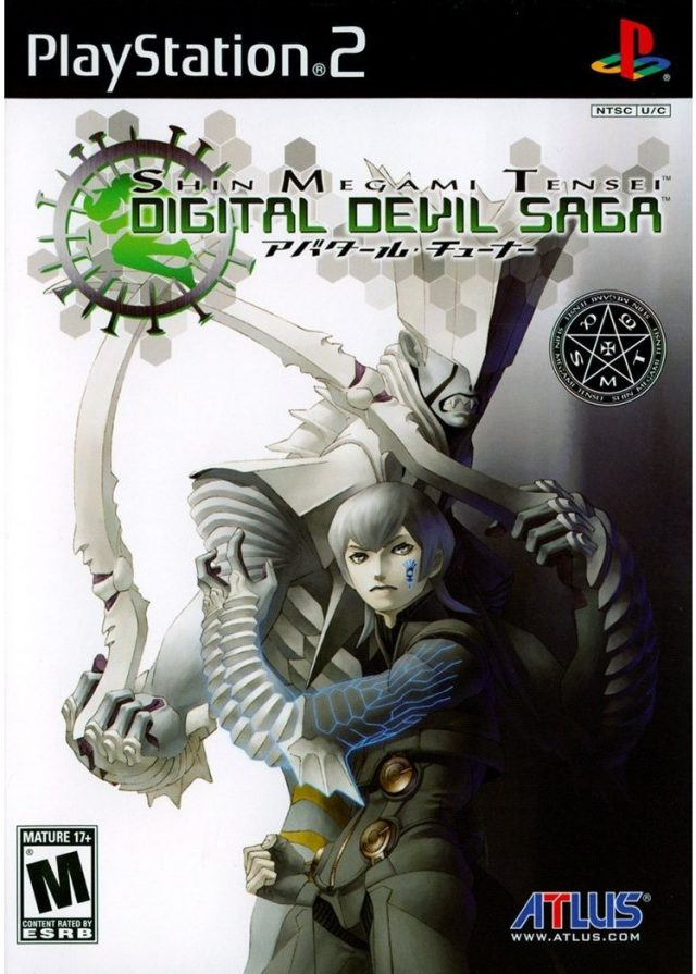 ISO PS2 | PS3 Game Download: Shin Megami Tensei: Digital Devil Saga