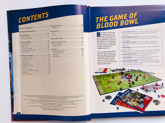 nueva edición blood bowl 2020