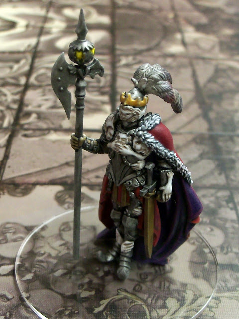 Kingdom Death Kings Man