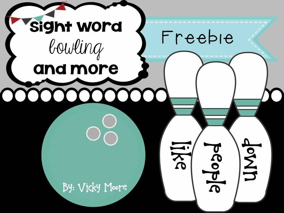 http://www.teacherspayteachers.com/Product/Bowling-for-Sight-Words-and-more--1134192